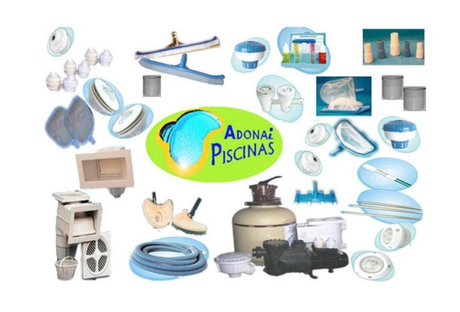 Adonai piscinas hector castillo ideas construcci n piscina for Accesorios para piscinas