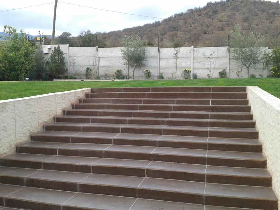 escalera acceso