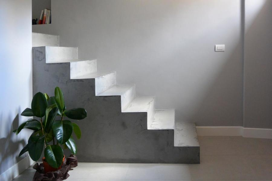 escaleras epoxy
