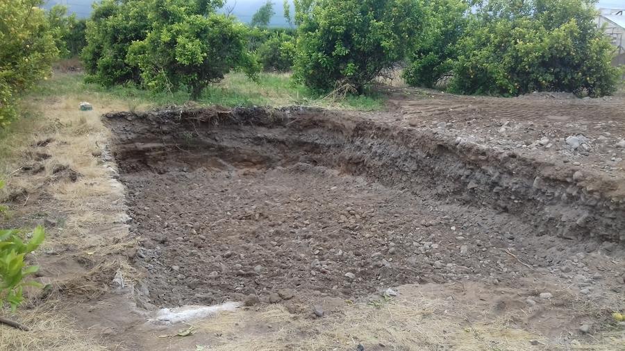 escavacion de pisina