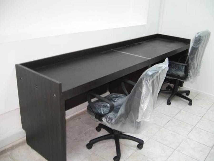 Construccion oficinas y modulos tesorer a ideas for Escritorio puesto de trabajo