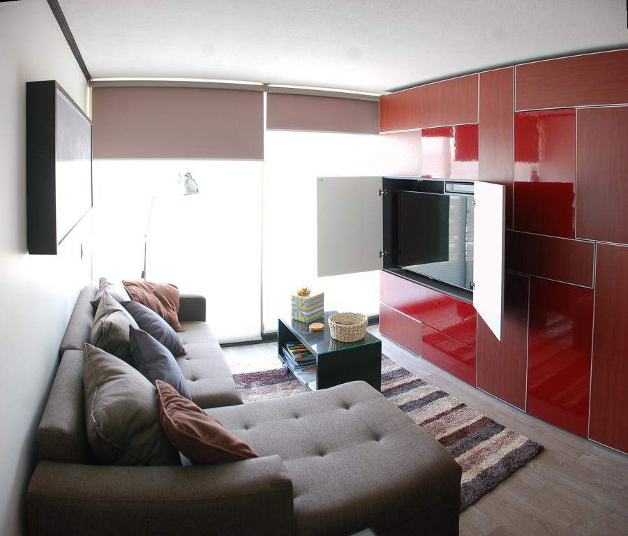 Remodelaci n e interiorismo ideas dise o de interiores for Diseno arquitectonico e interiorismo