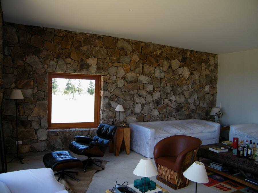Madera y piedra ideas construcci n casa - Construccion casa de piedra precio ...