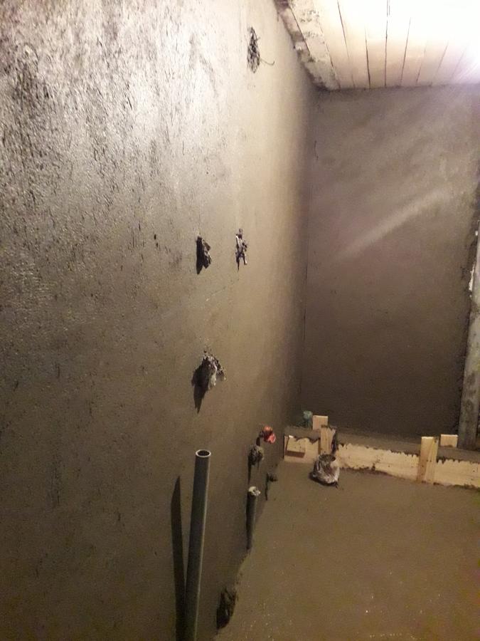 estuco muros