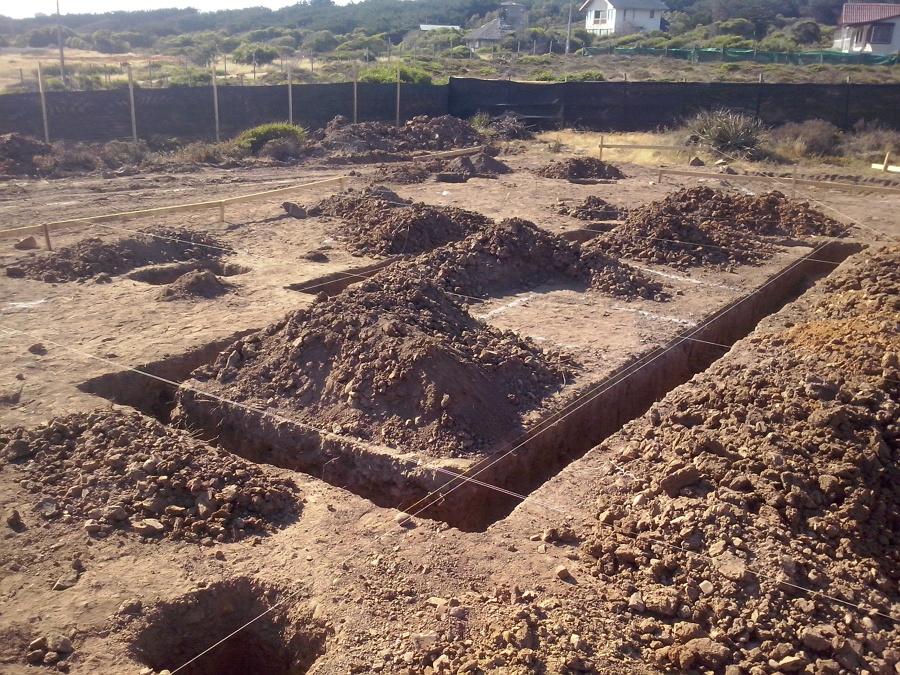 excavacion cimiento de fundaciones