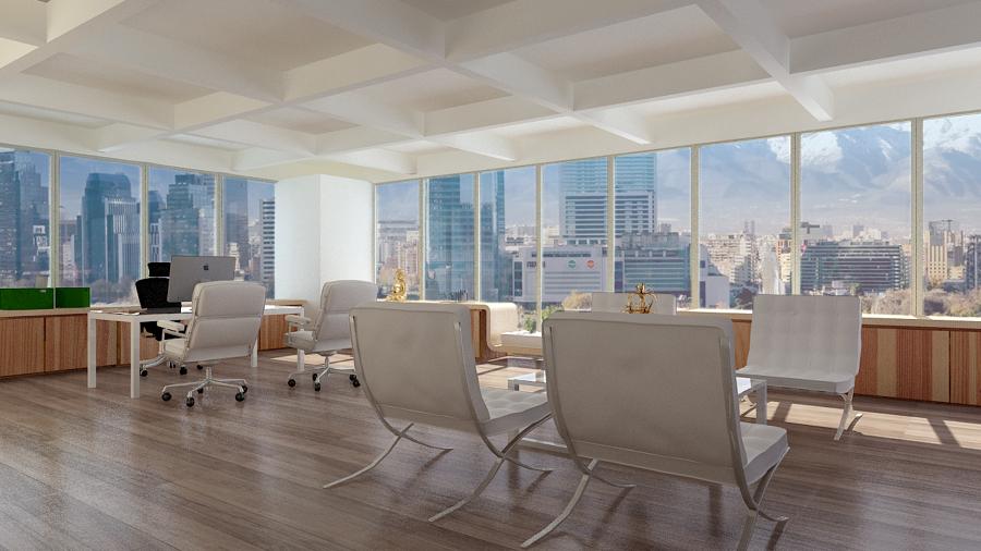 Executive Office - Reuniones
