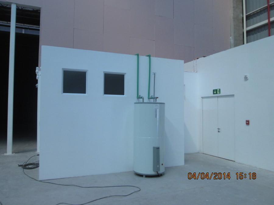 Foto exterior de oficinas de beiza construcciiones 74799 for Exterior oficinas