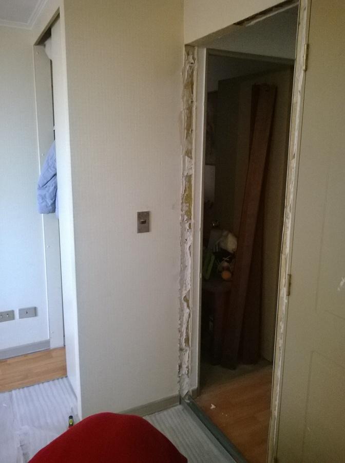 extraccion de marco y puerta