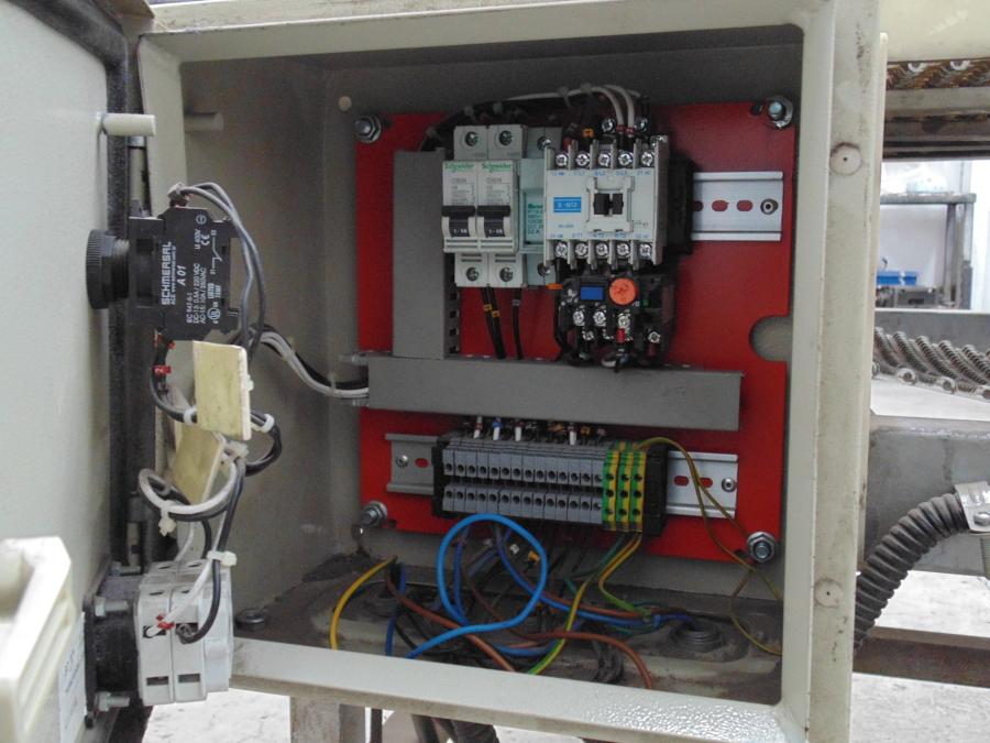Fabricacion y mantecion de tableros electricos