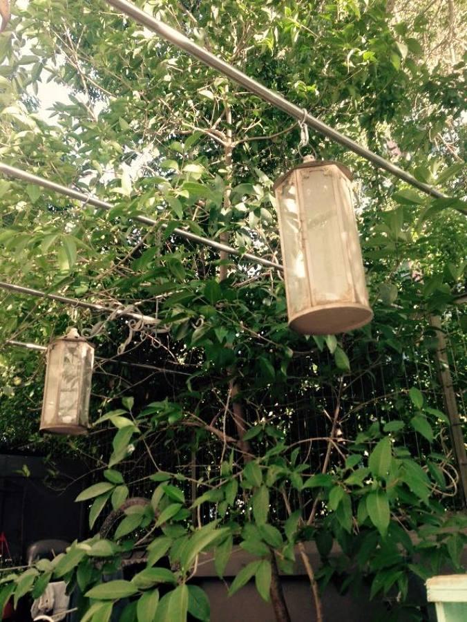 Decoracion de ba o con material reciclado for Decoracion jardin reciclado