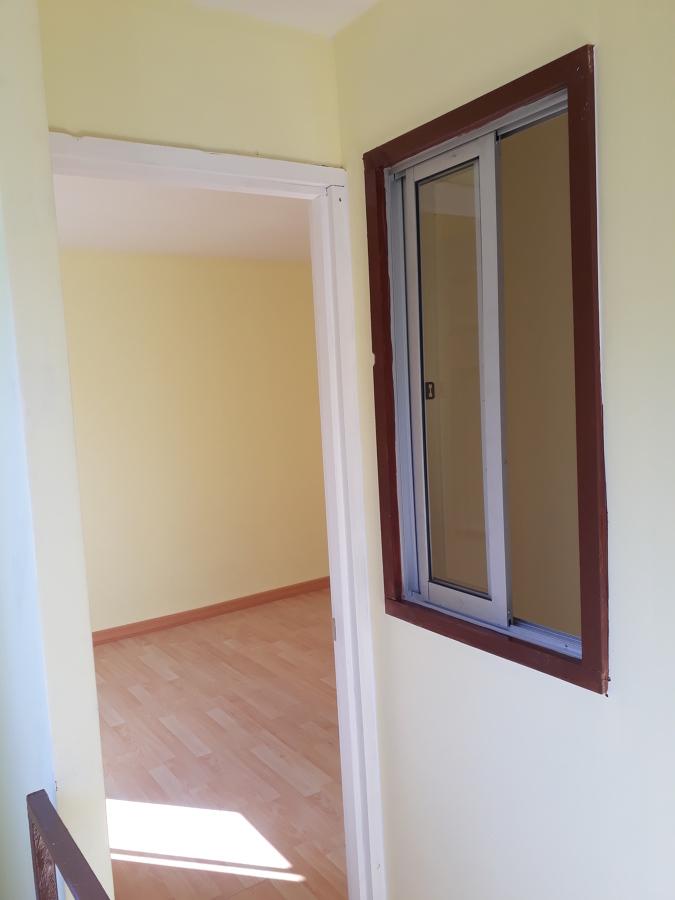 Fotografía desde el hall de acceso a las habitaciones.