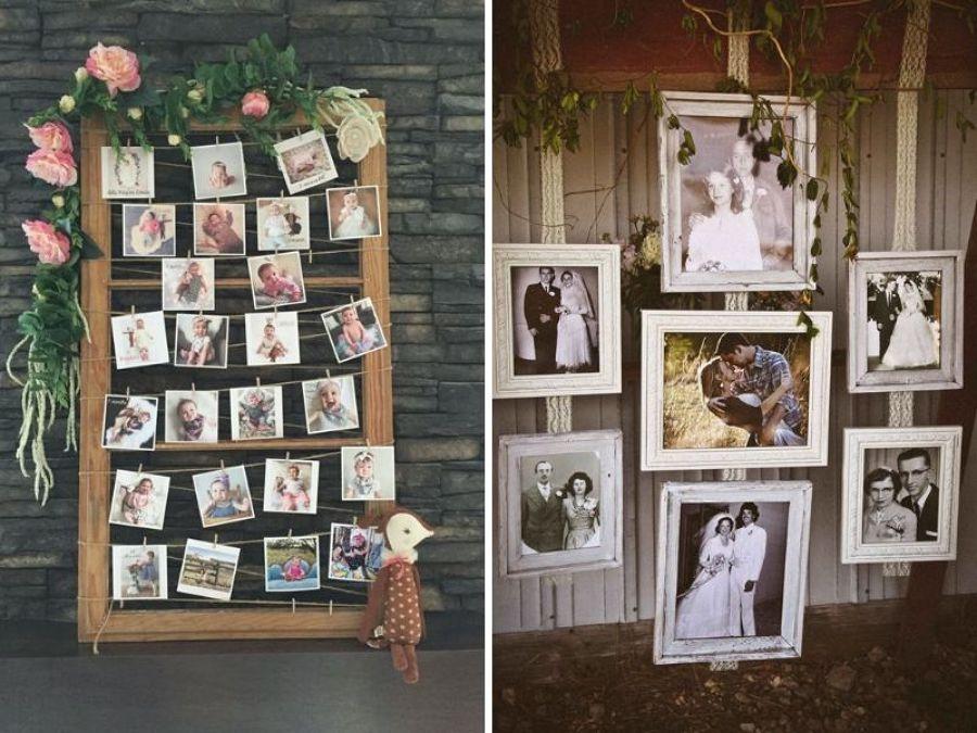 fotografías en bodas