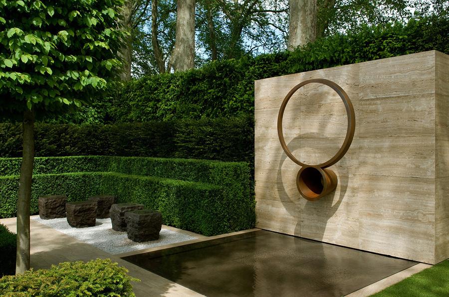 Fuentes decorativas un oasis en tu terraza o jard n for Fuentes para jardin baratas