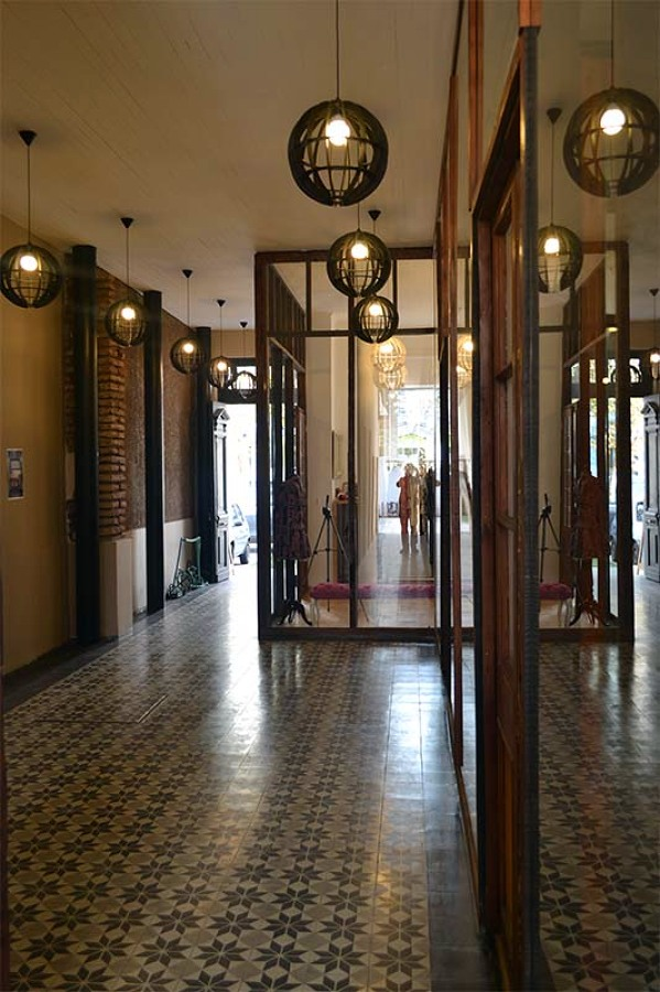 Galería Condell_Interior