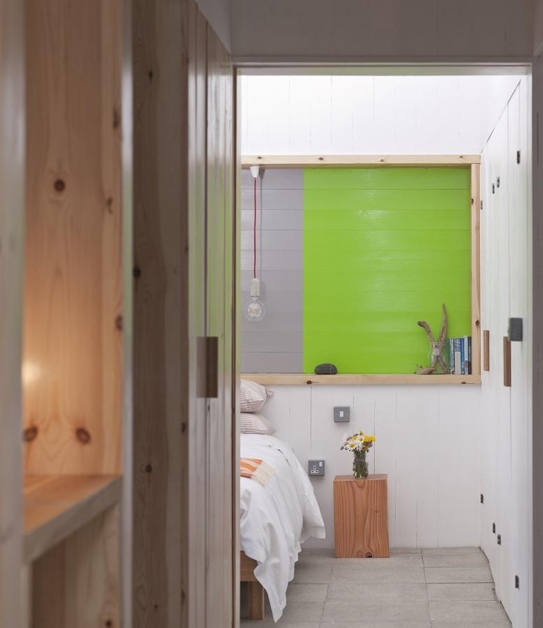 Habitación respaldo low cost