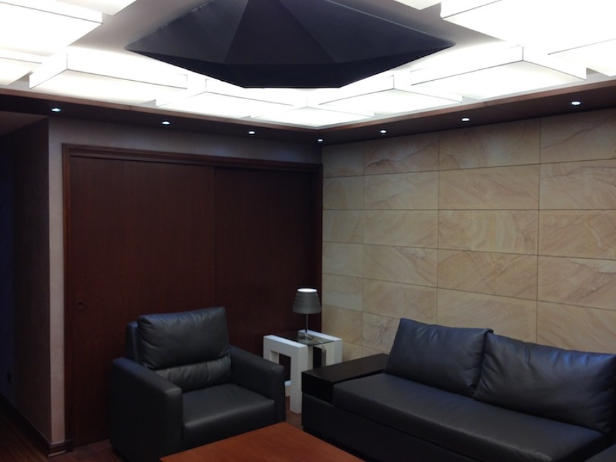 Habitación de Invitados Iluminación