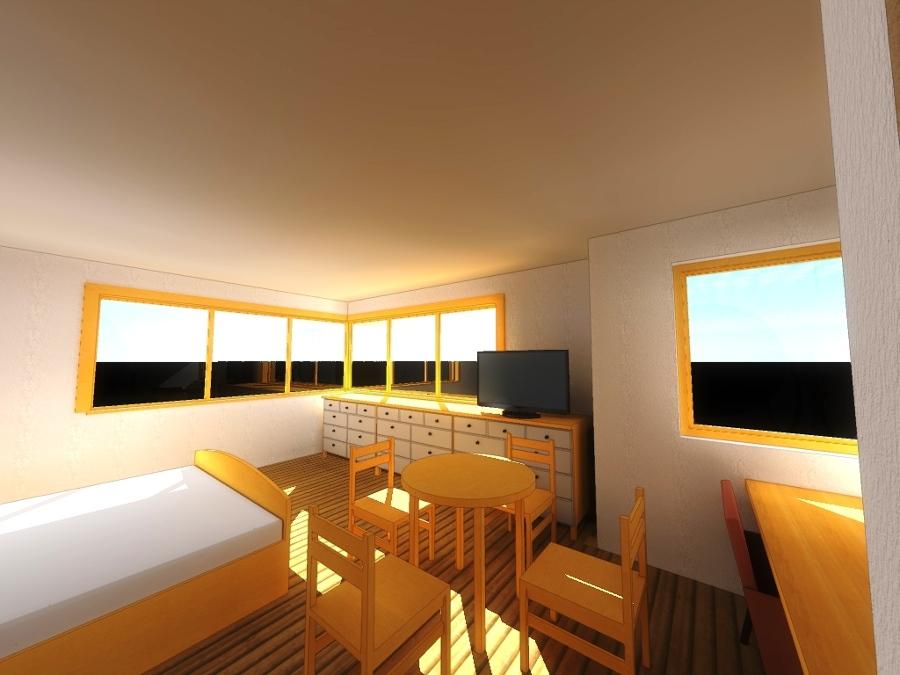Foto habitacion principal de solazul arquitectos 91885 - Habitacion principal ...