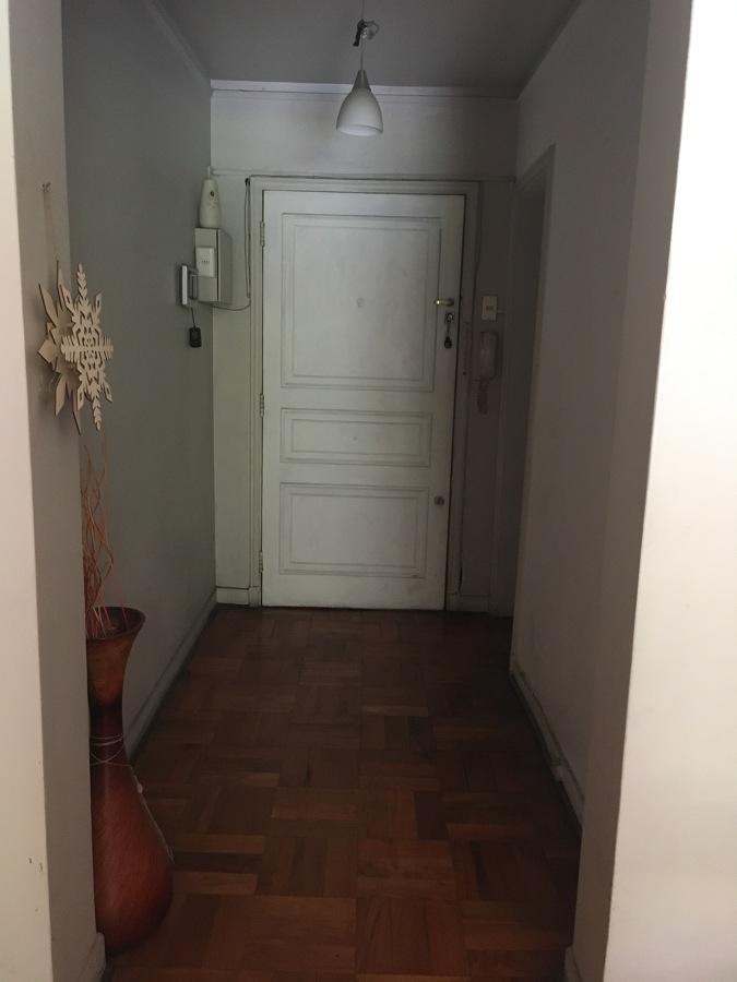 HALL DE ENTRADA - ANTES