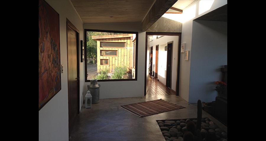 Hall de entrada / Interior