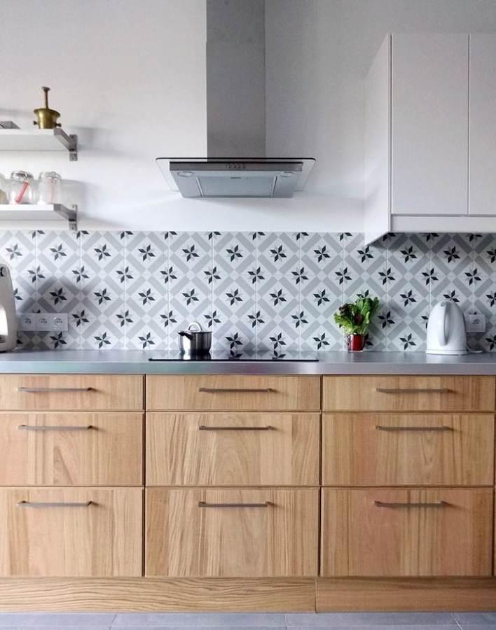 Foto aplacado cocina 177995 habitissimo - Azulejos cocina ikea ...