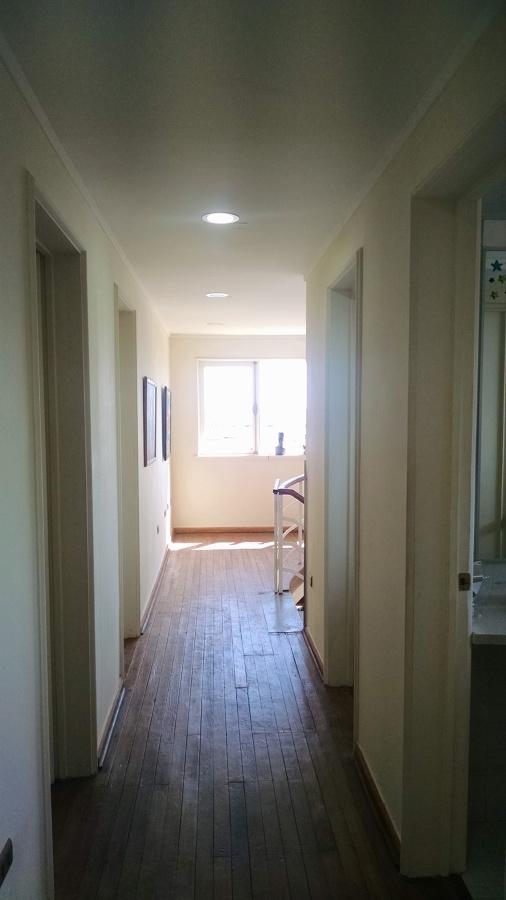 Iliminación pasillo segundo piso