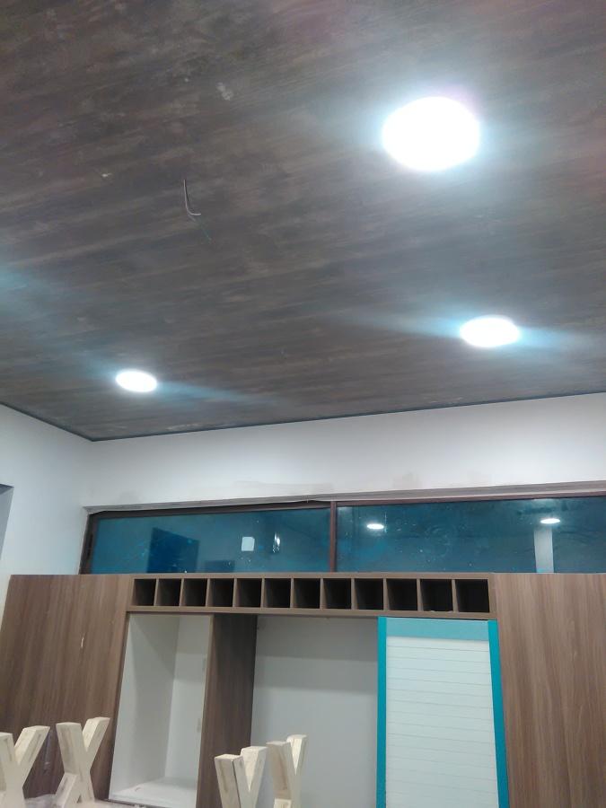 """Foto: iluminación led en cocina tipo """"plafon"""" de electrom roy ..."""