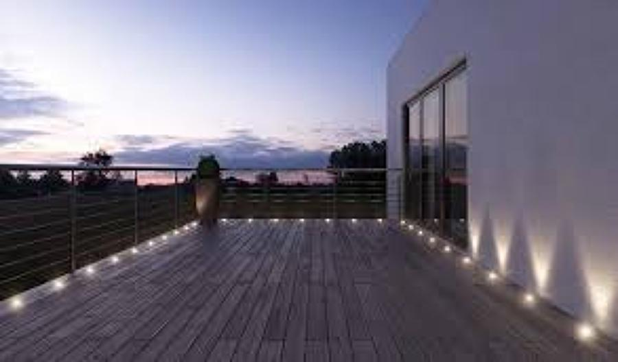 Iluminaci n led en exterior e interior ideas electricistas for Luces led para casas exterior