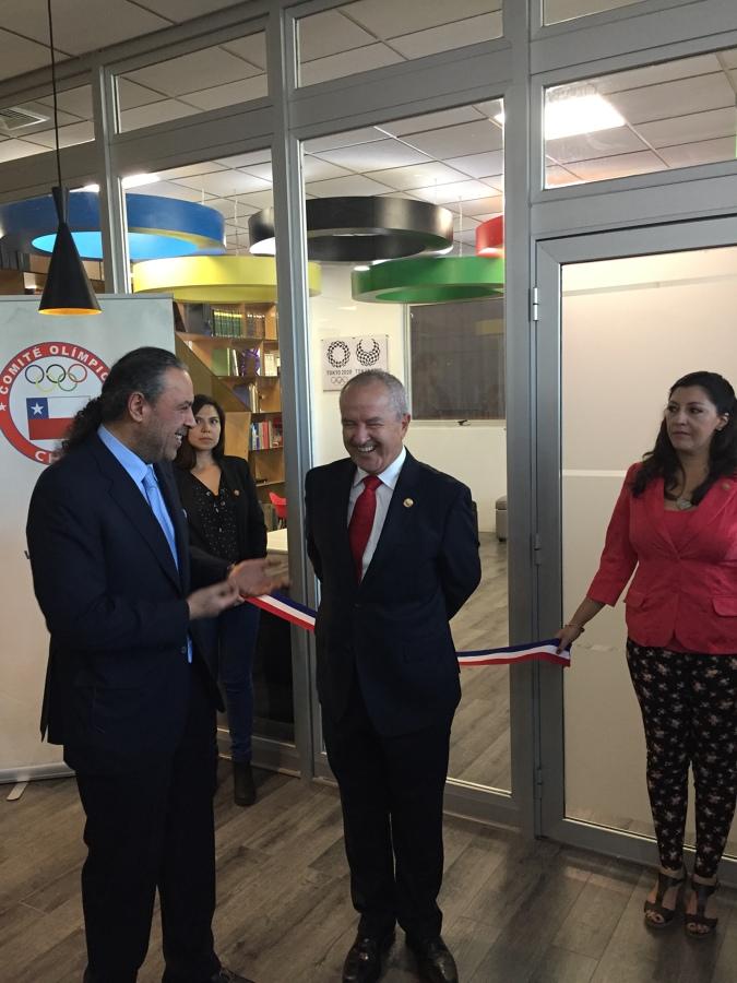 Inauguración Café Literario.