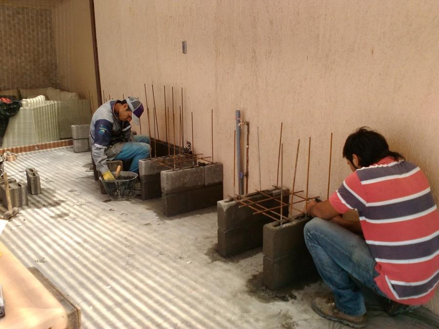 Inicio construcción