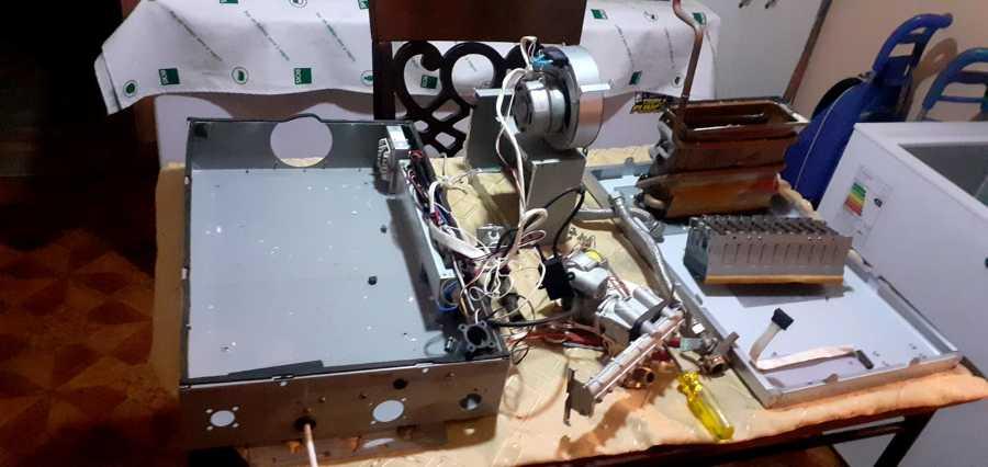Inspección de componentes y sistema electrónico