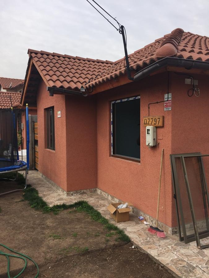 Instalación de marcos de ventana