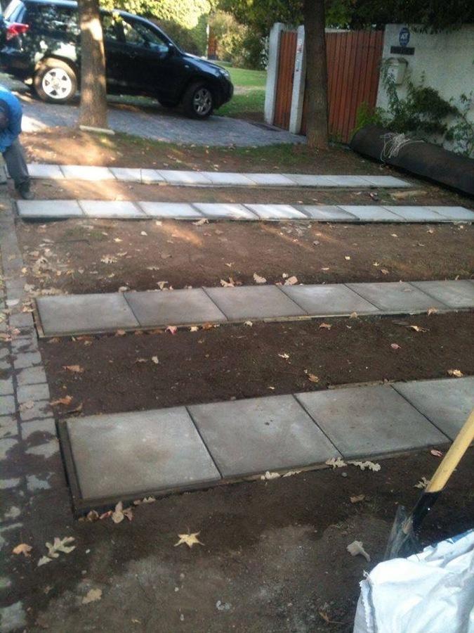 Foto instalaci n pastelones de ap construcciones 100547 - Ap construcciones ...