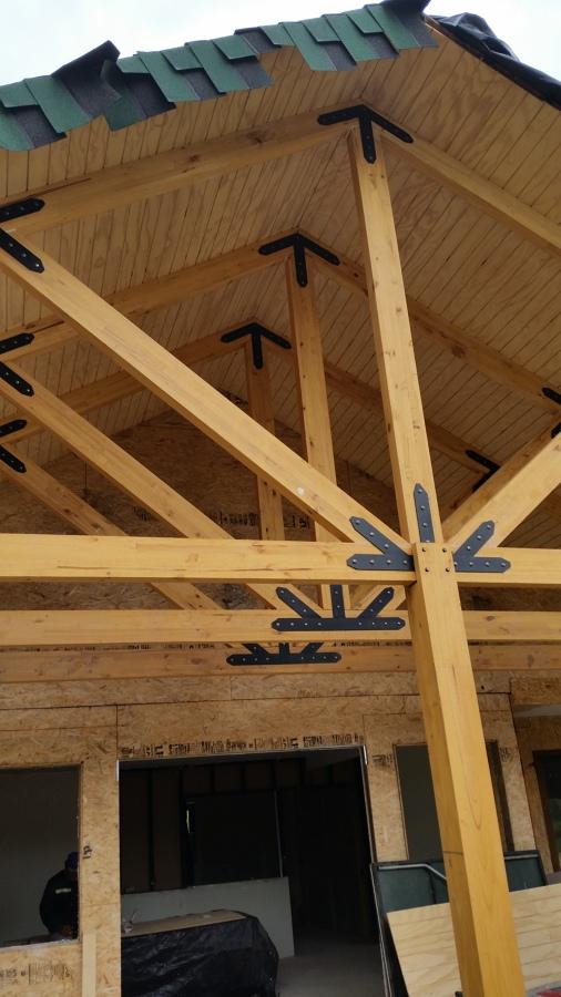 Construcciones trexton ideas construcci n casa for Cobertizo de madera ideas de disenos