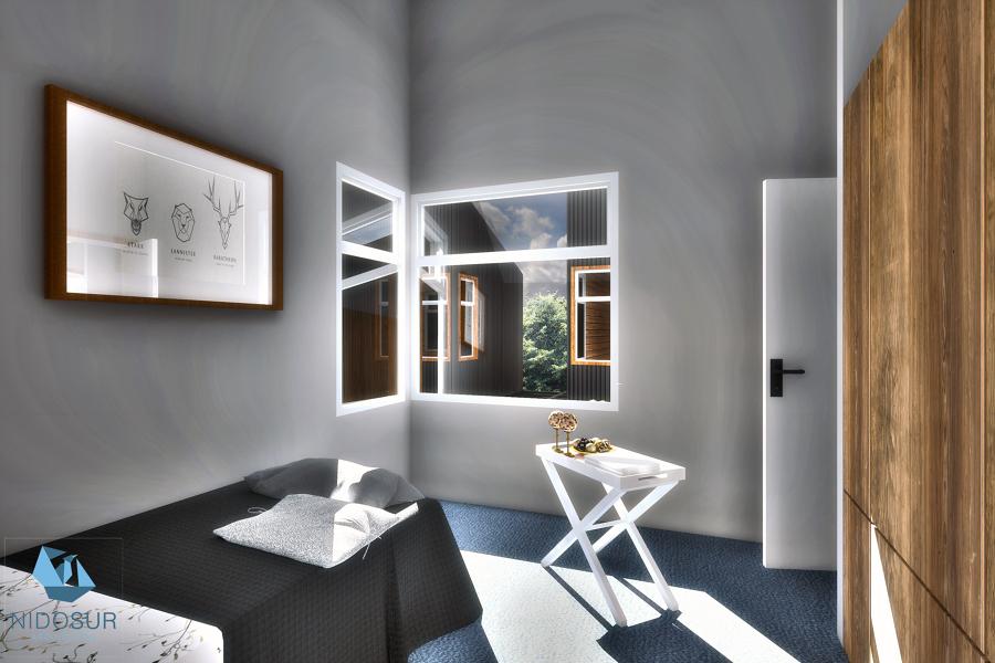 Interior -  Dormitorio