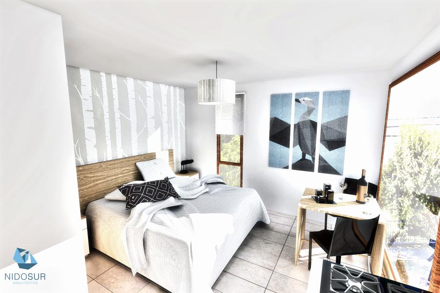 Interior Dormitorios