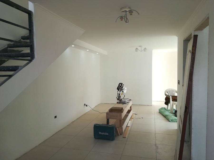 Interior primer piso