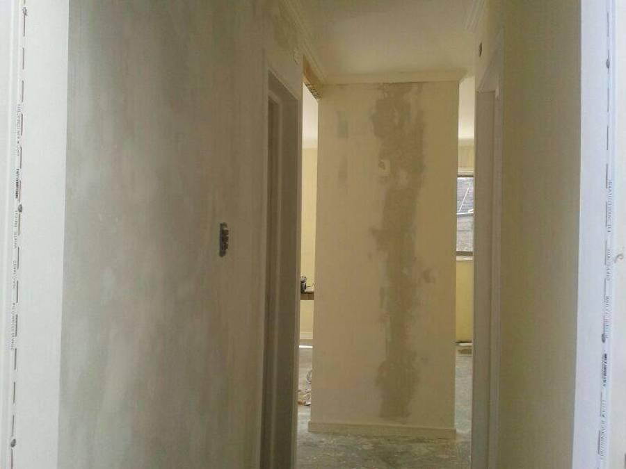 Interiores en proceso de terminaciones.