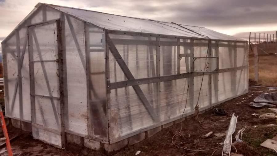 Invernadero prefabricado Metalcon