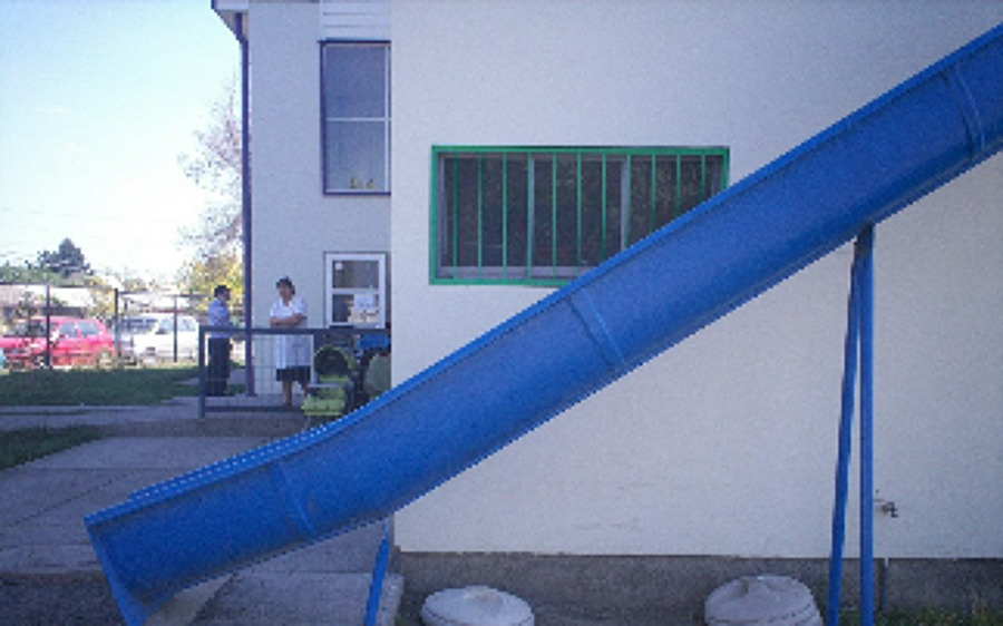 Jard n infantil mi peque a venecia ideas construcci n casa for Casa jardin infantil