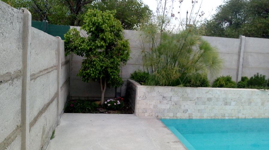 jardinera - macizo piscina