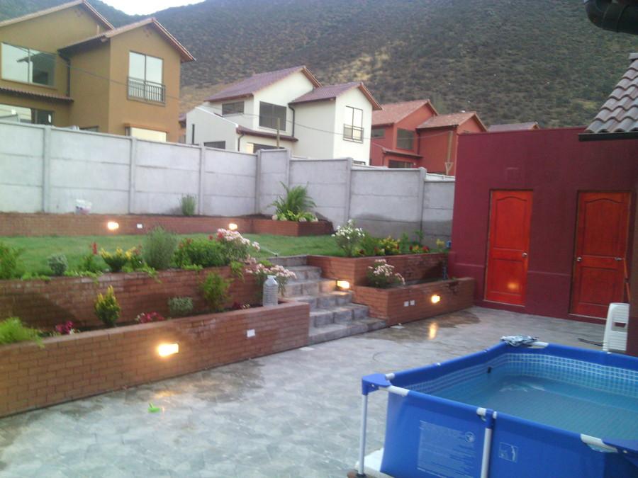 Remodelaci n casa ciudad de los valles pudahuel ideas for Ideas de remodelacion de casas