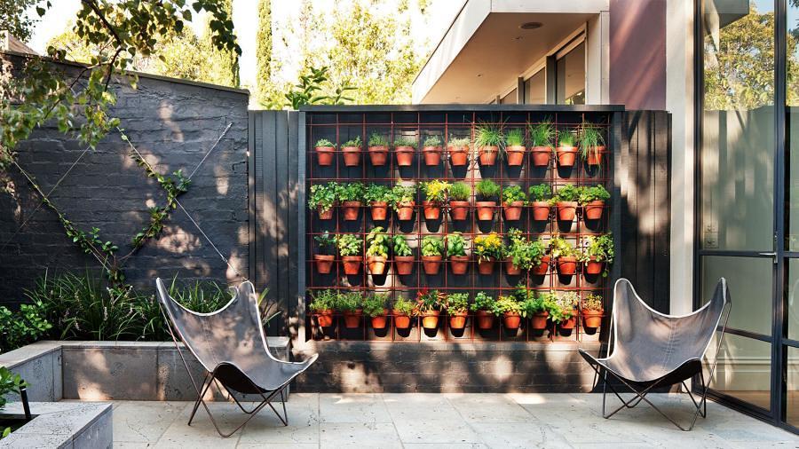 jardinera vertical - Jardineras Verticales