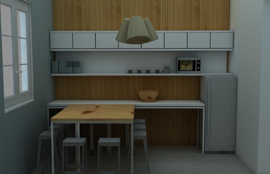 kitchenette 1