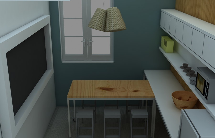 kitchenette 2