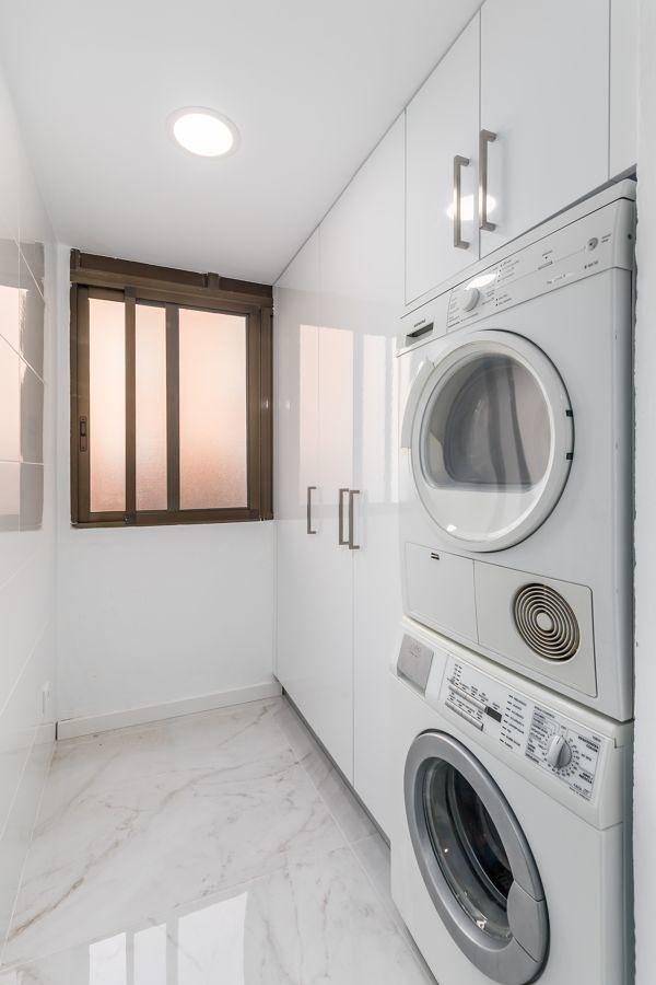 lavandería moderna
