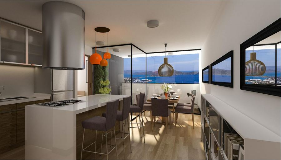 6 geniales livings made in chile ideas remodelaci n casa for Living y cocina integrados