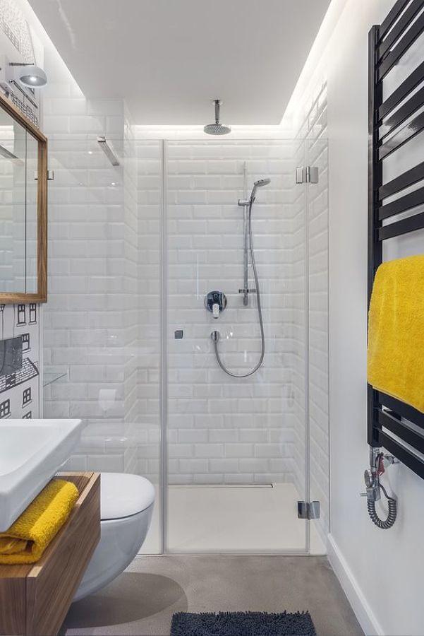 Luz indirecta baño