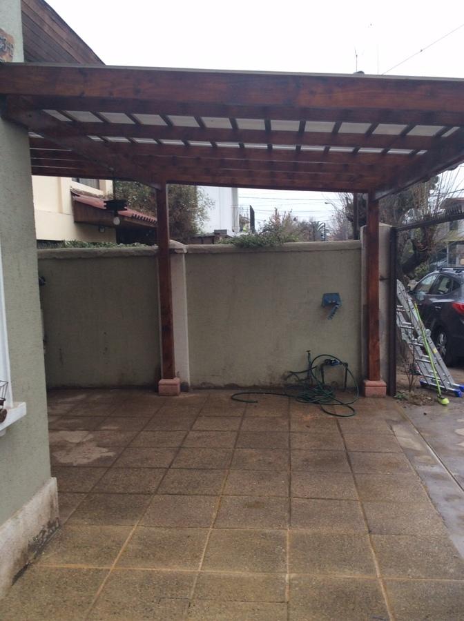 Cobertizo familia jv ideas construcci n casa for Cobertizo de madera tratada