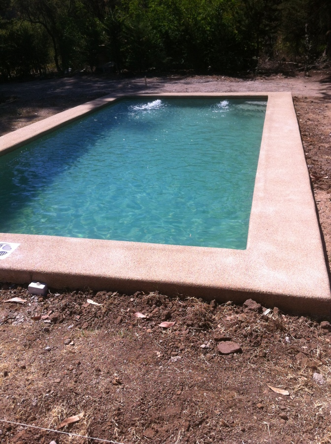 Construcci n piscina ideas construcci n piscina for Cuanto sale construir una alberca