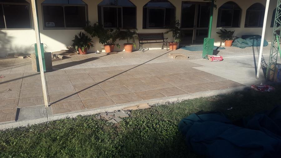 Mejoramiento piso